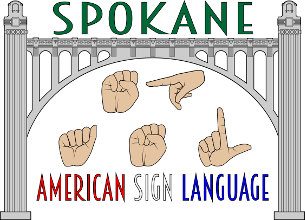 Spokane ASL American Sign Language Community Website