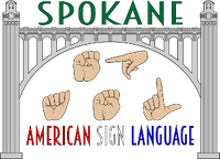 Spokane ASL Study Guide for Beginners Updated Feb 16, 2019!