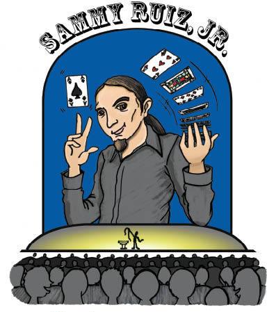 Deaf Magician Sammy Ruiz Jr