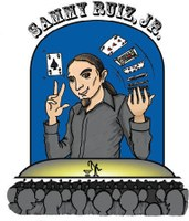Deaf Magician Sammy Ruiz Jr