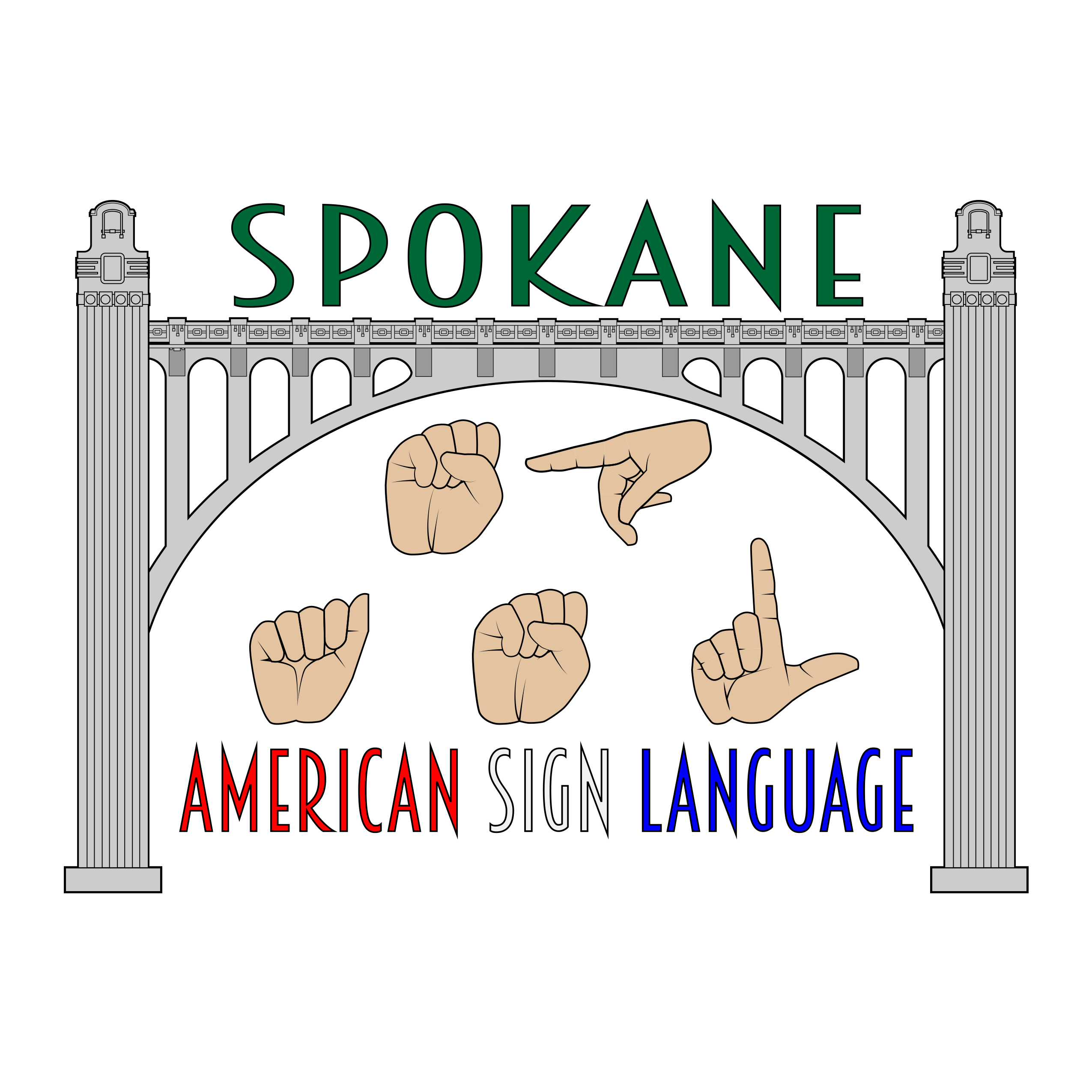 Spokane ASL Nov 23 4 pm Session cancelled