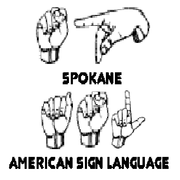 Reminder: ASL Study Group April 23, 4 pm at Couer Coffee House, Spokane.