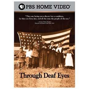 Through Deaf Eyes - Show Taping